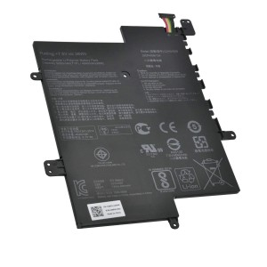 Laptop battery replacement for ASUS C21N1629 VivoBook E12 E203 E203MA E203MA-1B E203MAH-1A E203N E203NA E203NAH