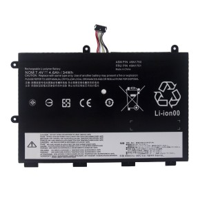 Laptop battery replacement for Lenovo ThinkPad Yoga 11E 45N1750 45N1751 45N1748 45N1749
