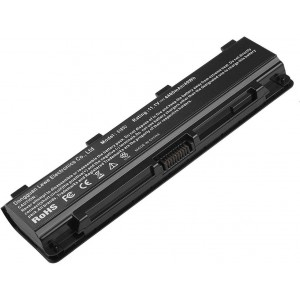 Laptop battery replacement for Toshiba PA5109U-1BRS PA5024U-1BRS Satellite C55 C75D C55-A C55-A5285 C55-A5310 C55-A5300 C855 C855D L800 L855 P75 P845T P855 P875 S855