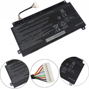 Laptop battery replacement for Toshiba PA5208U-1BRS Chromebook 2 CB30 CB35 CB35-B3330 CB35-B3340 CB35-C3300 CB35-C3350 Satellite P55W P55W-C5200X P55W-C5314 P55W-C5316 E45W-C4200X L55W-C5278D L55W-C5259-1