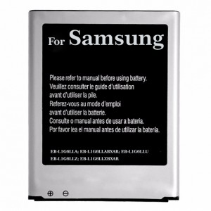 Mobile phone battery replacement for Samsung EB-L1G6LLA; EB-L1G6LLABXAR; EB-L1G6LLU EB-L1G6LLZ; EB-L1G6LLZBXAR Galaxy S3 GT-I9300 Galaxy S III